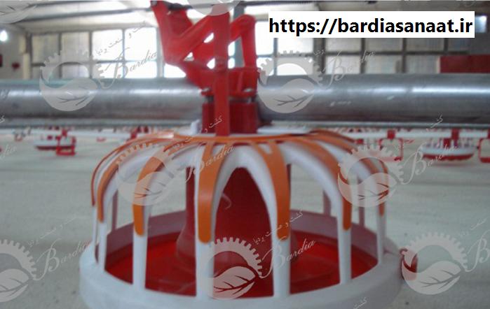 فروش تجهیزات مرغداری اصفهان